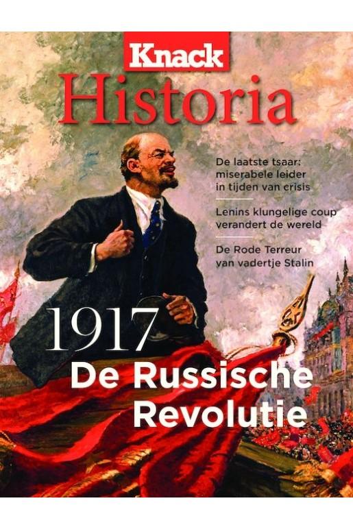 Knack Historia 1917 De Russische revolutie
