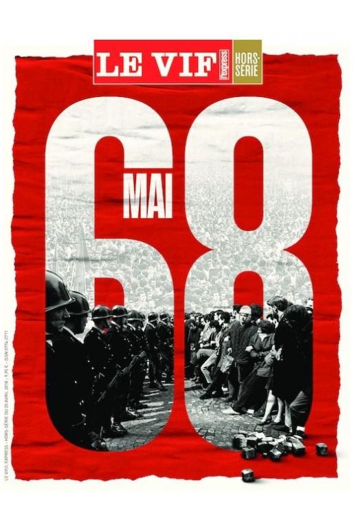 Le Vif Hors-Série Mai 68, L'onde de choc